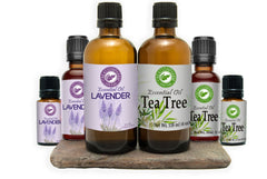 100% Pure Essential Oils from Creation Pharm