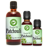 Patchouli Essential Oil | Home Office Size 2 oz |Diffuse Health Wellness | Creation Pharm 100% Pure - Creation Pharm