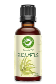 Eucalyptus Globulus 2 oz - Aceite de Eucalipto Esencial by Creation Pharm - Creation Pharm