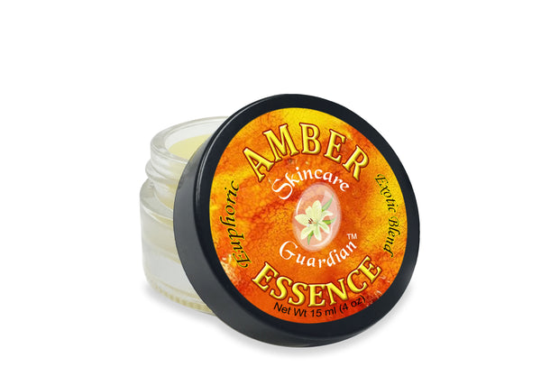 Amber Essence Perfume Cream 15 ml by SkinCare Guardian