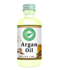 Argan Oil 2 oz - Pure Morroccan Argan Oil from Creation Pharm - Creation Pharm