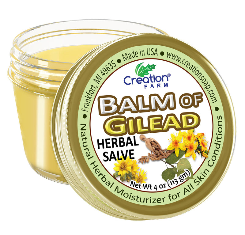 Balm Of Gilead Herbal Salve - Balm De Gilead Savilla Herbal From Creation Farm - Creation Pharm
