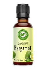 Bergamot Essential Oil -100% Pure- Aceite esencial de bergamota - 30 ml (1oz) Bergamot Oil - Creation Pharm