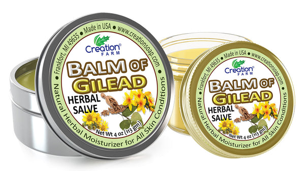 Balm Of Gilead Herbal Salve - Balm De Gilead Savilla Herbal From Creation Farm