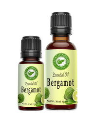 Bergamot Essential Oil -Aceite esencial de bergamota - Bergamot Oil  100% Pure - Creation Pharm