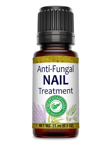 Anti-Fungal NAIL Treatment 15 ml (0.5 oz) Creation Pharm 100% Pure Essential Oil Blend