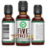 Five Trees Essential Oil Synergy Blend Creation Pharm Original - Creation Pharm