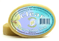 Clear Complexion Soap Two 4 oz Bar Pack by SkinCare Guardian