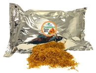 Calendula Flower Petals Dried Herb - Bulk 16 oz (1 lb) Herbal Tea | Make Calendula Oil DIY Skin Care - Creation Pharm