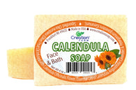Calendula Soap Two 4 oz Bar Pack by Creation Farm