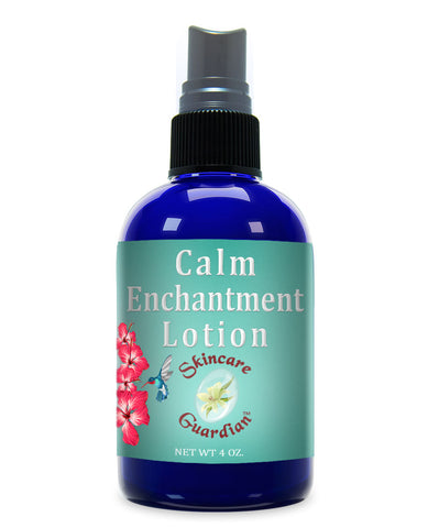 Calm Enchantment Lotion 4 oz by SkinCare Guardian Therapeutic Body Lotion - Creation Pharm