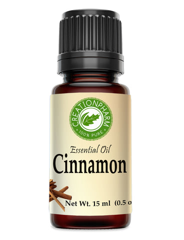 Cinnamon Essential Oil Creation Pharm -  aceite esencial de canela - Creation Pharm