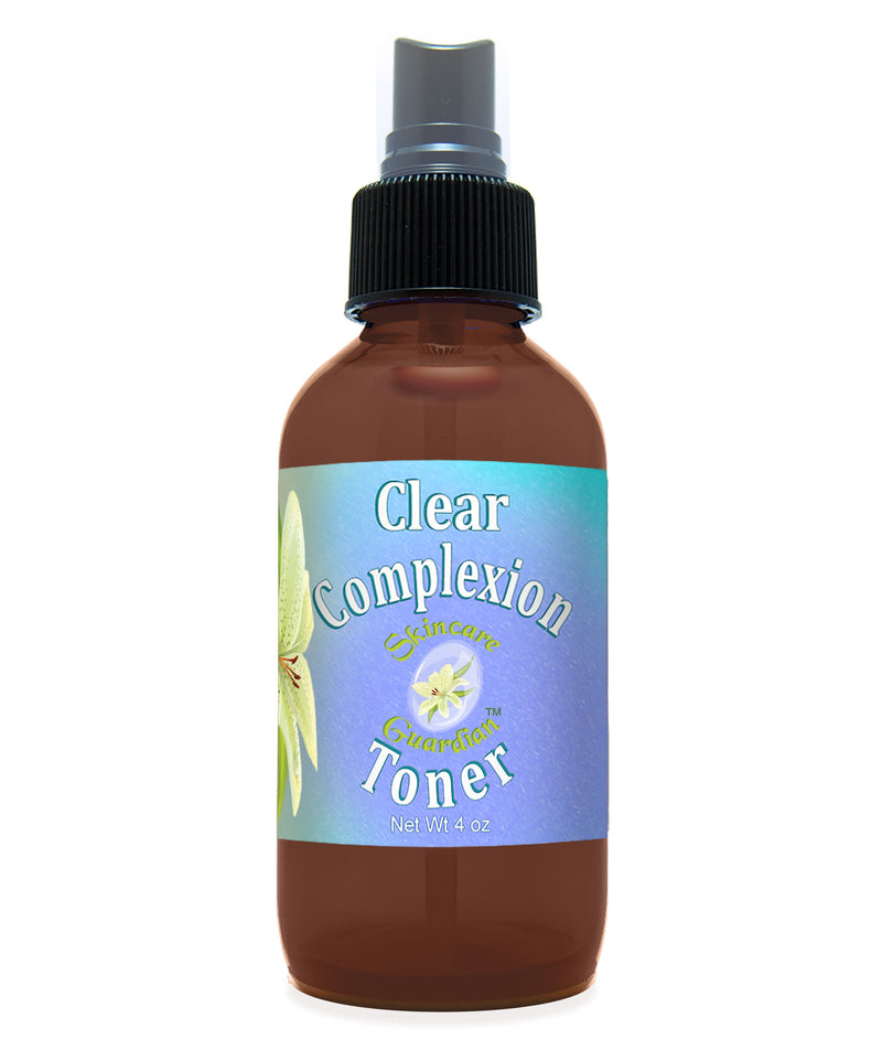 Clear Complexion Toner 4 oz - Creation Pharm