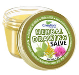Herbal Drawing Salve - Herbal Salve from Creation Farm