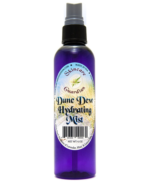Dune Dew Topical Hydrosol Mist 4 oz by SkinCare Guardian