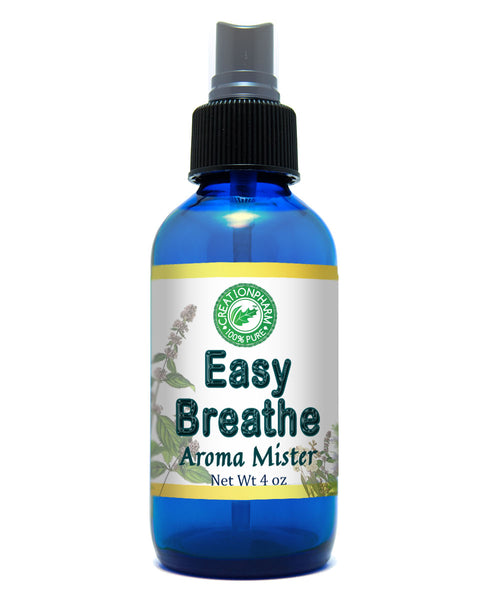 Easy Breathe Cold Comfort Aroma Mist 4oz 100% Pure Essential Oil Mist
