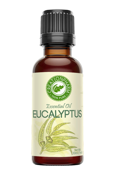 Eucalyptus Oil 30 mL Creation Pharm
