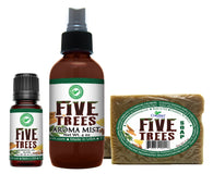 Five Trees Aromatic Collection