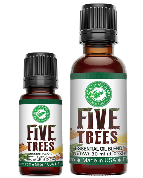 Five Trees Essential Oil Synergy Blend Creation Pharm Original