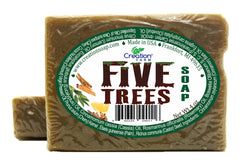 Five Trees Blend Oil 4 oz Bar (Two 4 oz Bar Pack) by Creation Farm - Creation Pharm