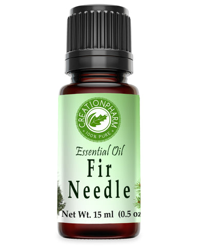 Fir Needle Essential Oil Creation Pharm -  Aceite esencial de aguja de abeto - Creation Pharm
