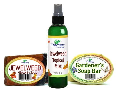 Gardener's Best Friend Gift Set - Creation Pharm
