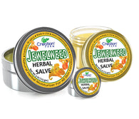 Jewelweed Herbal Salve - Herbal Jewelweed for poison ivy summer skin comfort itchy sting