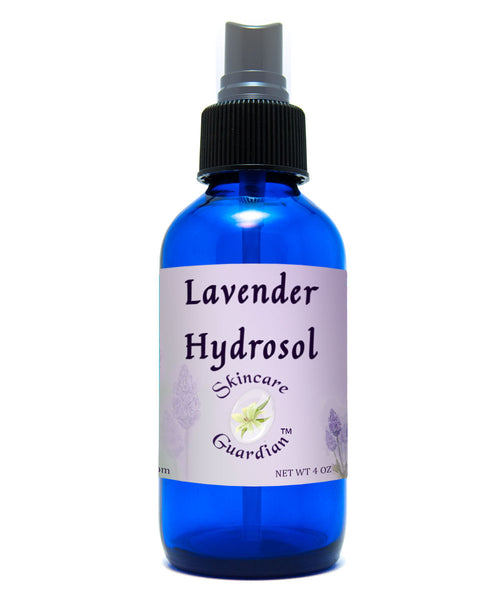 Lavender Hydrosol 4 oz by SkinCare Guardian - Hidrosol de lavanda - Refreshing Facial Toner 4 oz. - Creation Pharm