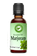 Marjoram Essential Oil 30ml (1oz) 100% Pure Essential Oil - Creation Pharm