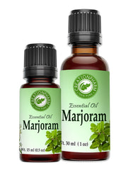 Marjoram Essential Oil 100% Pure Creation Pharm -  Aceite esencial de mejorana - Creation Pharm
