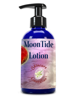 Aromatherapy Lotion - MoonTide Lotion 8 oz - from SkinCare Guardian