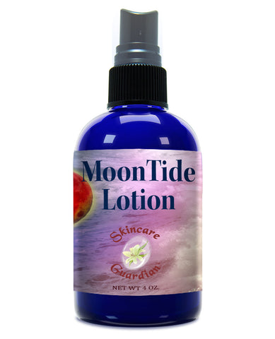 MoonTide Lotion 4 oz - from SkinCare Guardian Therapeutic Body Lotion