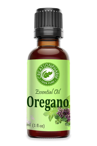 Oregano Essential Oil 30 ml - 100% Pure - Creation Pharm
