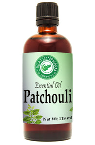 Patchouli Essential Oil 4 oz - Creation Pharm