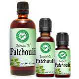 Patchouli Essential Oil 30 ml (1 oz) from Creation Pharm Premium 100% Pure -Aceite de Patchuli - Creation Pharm