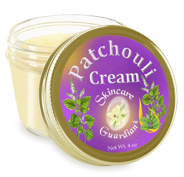 "Patchouli Cream 4 oz. ""The Protector"" - Creation Pharm"
