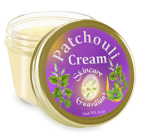 "Patchouli Cream 4 oz. ""The Protector"""