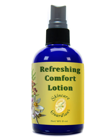 Refreshing Comfort Lotion 4 oz from SkinCare Guardian Therapeutic Body Lotion - Creation Pharm