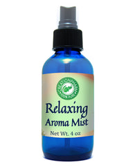 Relaxing Aroma Mist 4oz 100% Pure Essential Oil Mist - Creation Pharm