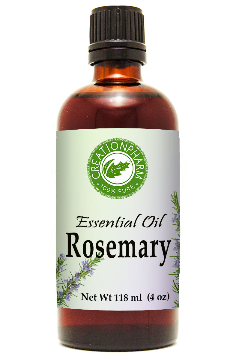 Rosemary Essential Oil 100% Pure Creation Pharm -  Aceite esencial de romero - Creation Pharm