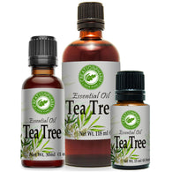 Tea Tree Essential Oil 100% Pure Australian Tea Tree Oil -  aceite esencial de árbol de té - Creation Pharm