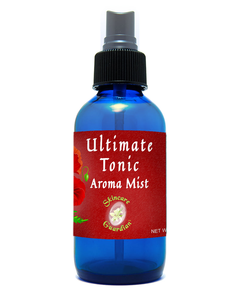 Therapeutic Frankincense Ultimate Tonic Aroma Mist 4oz 100% Pure Essential Oil Mister - Creation Pharm