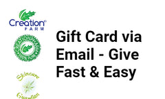 Creation Farm/ Creation Pharm/ Skincare Guardian  E-Gift Card