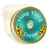 "Ylang Ylang Moisturizer Cream 4 oz. ""Balance"" - Creation Pharm"