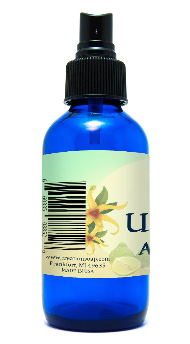 Uplifting Aroma Mist, a Wonderful Aroma Blend Diffused in Distilled Water 4 Oz - Creation Pharm