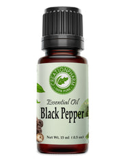 Black Pepper Oil Essential Oil -  Aceite Esencial de Pimienta Negra - Creation Pharm - Creation Pharm