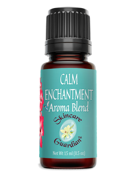 Calm Enchantment Pure Aromatherapy Blend of Essential Oils 15 ml Creation Pharm - Creation Pharm