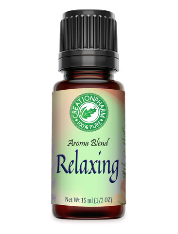 Relaxing Aromatherapy Blend 15 Ml from Creation Pharm