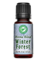 Winter Forest Essential Oil Blend Air Freshener For The House, Car, & Pet Bedding. - Creation Pharm