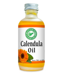 Calendula Infused Oil 2 oz - Creation Pharm